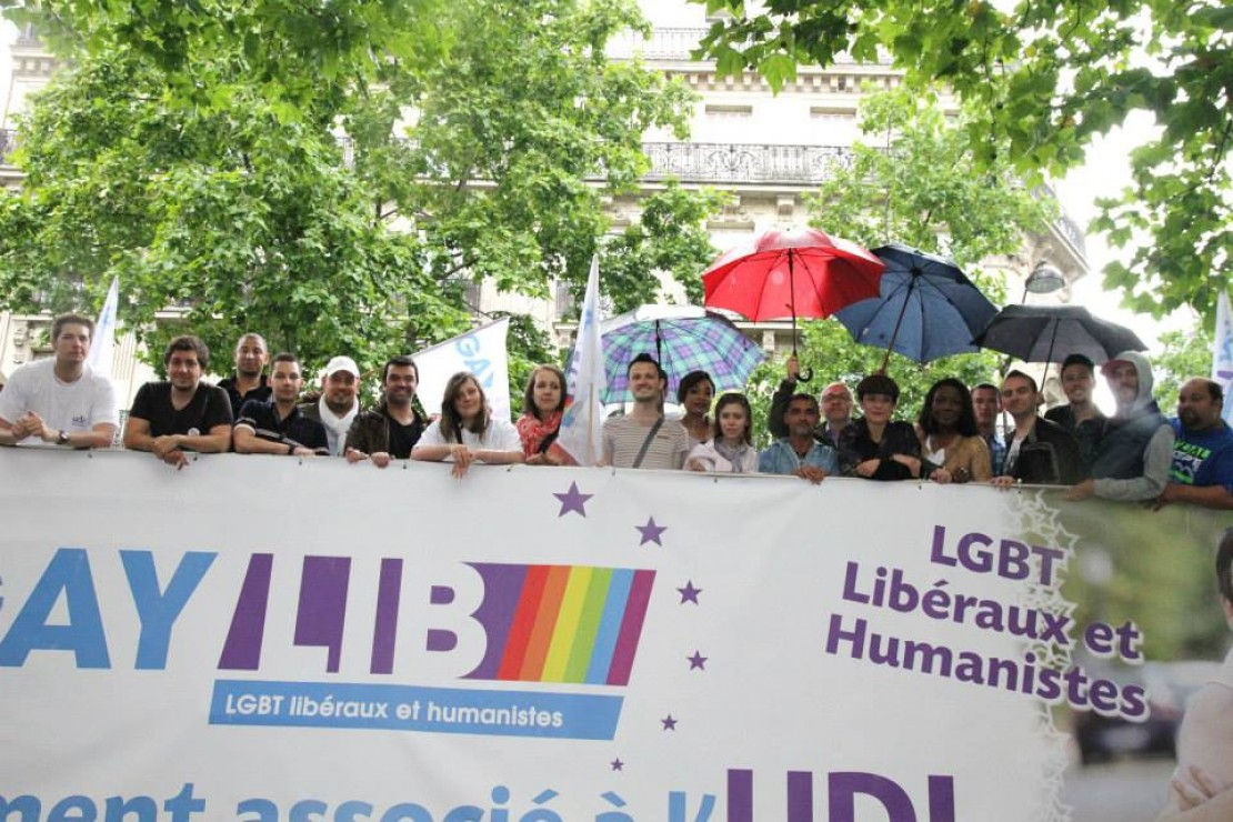 Marche des fiertés 2014