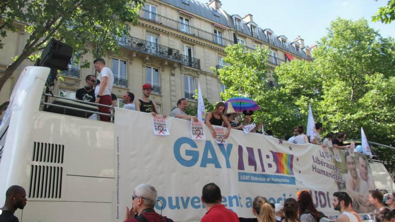 Marche des Fiertés Paris 2015