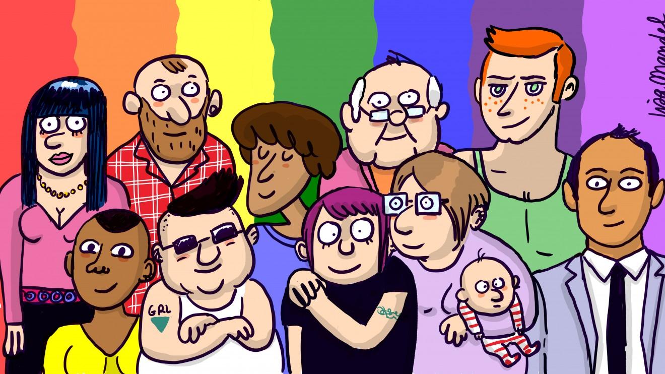 Participez à l'enquête de l'Ined sur les LGBT