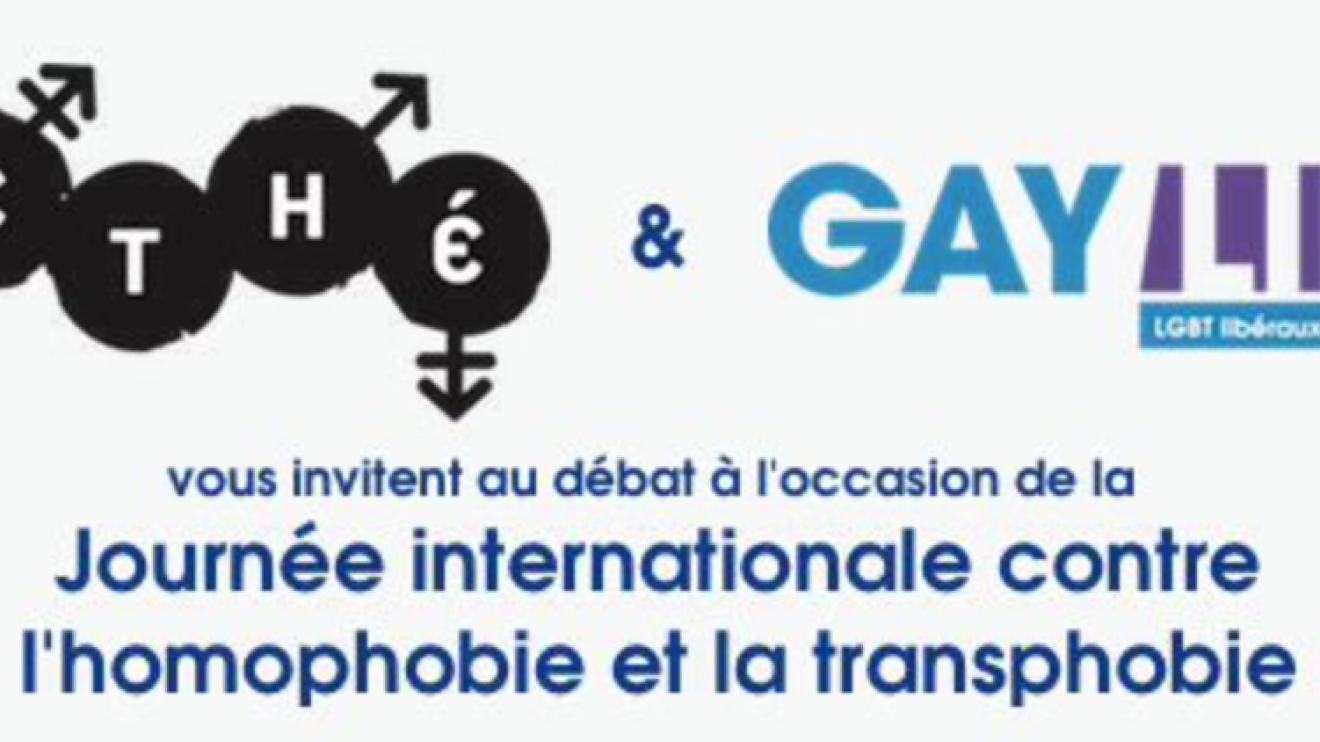 Journée internationale contre l'homophobie et la transphobie