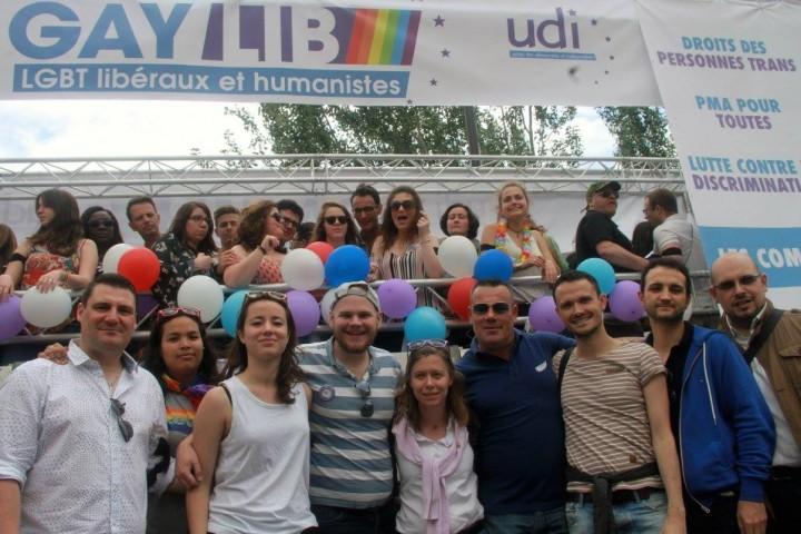 Retour en images sur la GayPride 2016 avec Gaylib